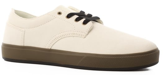 Emerica Spanky G6 Skate Shoes - white/green - view large