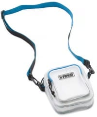 Vans Thread It Crossbody Shoulder Bag - clear