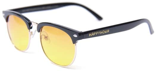 Happy Hour G2 Sunglasses - black/orange fade - view large