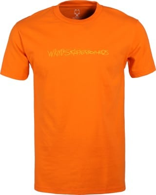 WKND Central T-Shirt - orange - view large