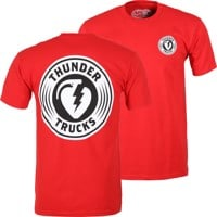 Thunder Charged Grenade T-Shirt - red/black/white