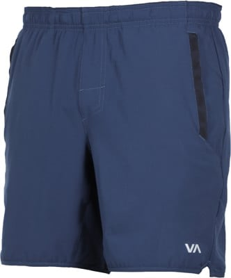 RVCA Yogger Stretch Shorts - midnight - view large