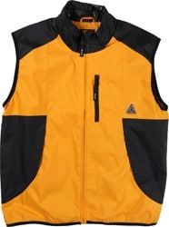 HUF Peak Tech Vest Jacket - persimmon