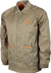 Spitfire Lil Bighead LTB Coach Jacket - khaki/orange