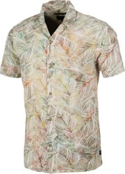 Roark Java Leaf S/S Shirt - multi