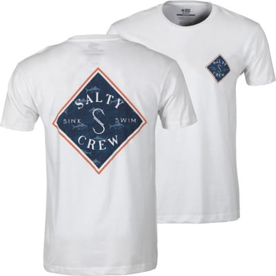 Salty Crew Tippet Nomad T-Shirt - white - view large