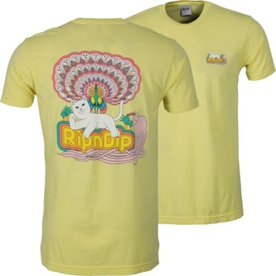 RIPNDIP Tropic Paradice T-Shirt - banana - view large