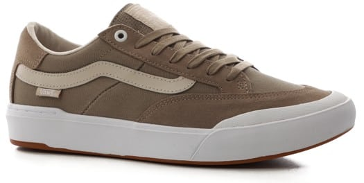 Vans Berle Pro Skate Shoes - rainy day/desert taupe - view large