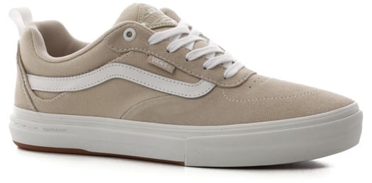 Vans Kyle Walker Pro Skate Shoes - rainy day/true white - view large
