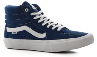 Vans Sk8-Hi Pro Skate Shoes - true blue/true white