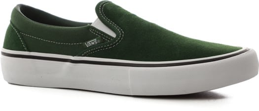 Vans Slip-On Pro Shoes - alpine/white - view large