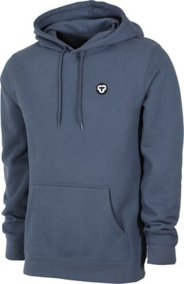 Tactics Icon Hoodie - petrol blue - view large