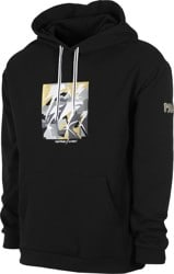 Element Bad Brains Brainstorm Hoodie - flint black