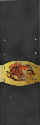 Powell Peralta Oval Dragon Graphic Skateboard Grip Tape - black/yellow - view large