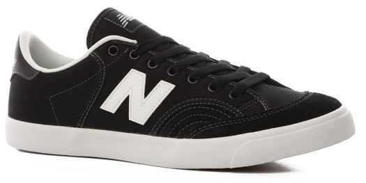 New Balance Numeric 212 Skate Shoes - black/white - view large
