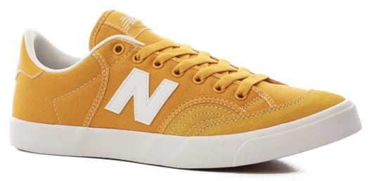 New Balance Numeric 212 Skate Shoes - yellow/white - view large