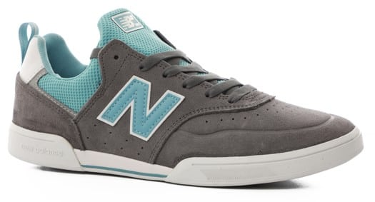 New Balance Numeric 288 Sport Skate Shoes - grey/blue - view large