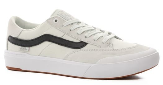 Vans Berle Pro Skate Shoes - pearl/white - view large