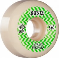 Bones STF V5 Sidecuts Skateboard Wheels - patterns (99a)