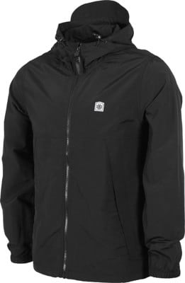 Element Koto Windbreaker - flint black - view large