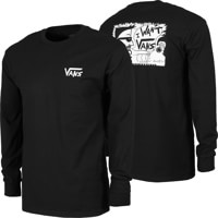 Vans Andrew Allen Hockey L/S T-Shirt - black