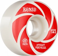 Bones STF V1 Standards Skateboard Wheels - patterns (103a)