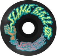 Santa Cruz Slime Balls Vomits Re-Issue Skateboard Wheels - black (97a)