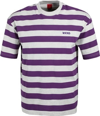 WKND Stripe T-Shirt - view large