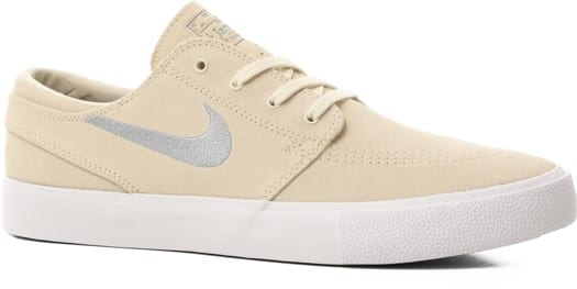 Nike SB Zoom Stefan Janoski RM Skate Shoes - fossil/obsidian mist-fossil - view large