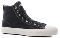 Converse Chuck Taylor All Star Pro High Skate Shoes - obsidian/white/white