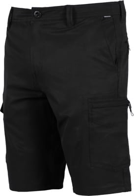 Volcom SNT Dry Cargo Hybrid Shorts - black - view large