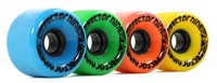 Sector 9 64mm Nineballs Longboard Wheels - mix (78a)
