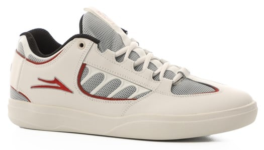 Lakai Carroll XLK Skate Shoes - white leather - view large