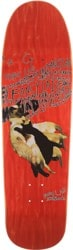 Fancy Lad Cats Feeding 9.0 Skateboard Deck - orange