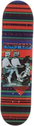 Fancy Lad Roller Cats 8.125 Skateboard Deck - navy