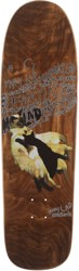 Fancy Lad Roller Cats 8.75 Skateboard Deck - brown