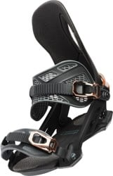 Arbor Cypress Snowboard Bindings 2021 - black