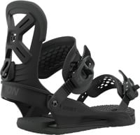Union Cadet Pro Kids Snowboard Bindings 2021 - black