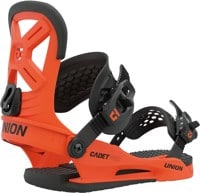 Union Cadet Pro Kids Snowboard Bindings 2021 - union orange