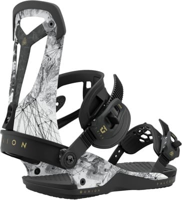Union Falcor Snowboard Bindings 2021 - arctic white - view large