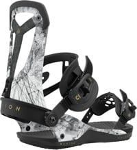 Union Falcor Snowboard Bindings 2021 - arctic white