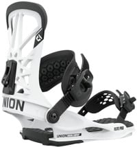 Union Flite Pro Snowboard Bindings 2021 - white