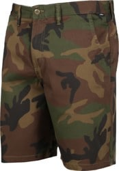 Vans Authentic Stretch Shorts - os camo
