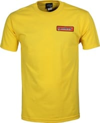 OJ Two Tone T-Shirt - yellow