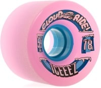 Cloud Ride Iceeez Cruiser Skateboard Wheels - fuschia (78a)