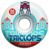 Darkroom Triclops Skateboard Wheels - spinner (99a)