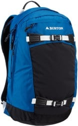 Burton Day Hiker 28L Backpack - classic blue ripstop