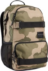 Burton Treble Yell 21L Backpack - barren camo print