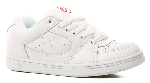 eS Accel OG Skate Shoes - (podium) white/white - view large