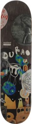 Numbers Edition Durao Edition Seven 8.38 Skateboard Deck - black